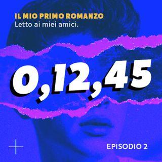 Episodio 2 - 0 Giorni, 12 Ore e 45 Minuti