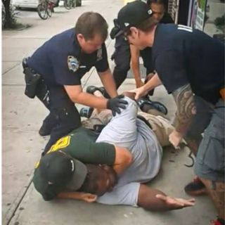 COP THAT KILLED ERIC GARNER WILL NOT BE CHARGED