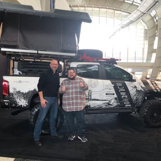 WML Friday: LIVE FROM THE INTERNATIONAL AUTO SHOW AT DEVOS PLACE