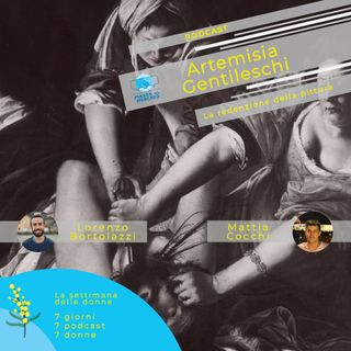 Artemisia Gentileschi, la redenzione della pittura