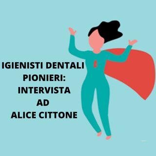 [ID Pionieri] Intervista alla Dott.ssa Alice Cittone
