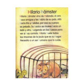 Hilario Hamster