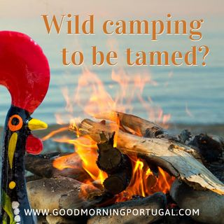 Portugal news, weather & today: wild camping to be tamed?