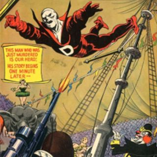 Hero History- Deadman