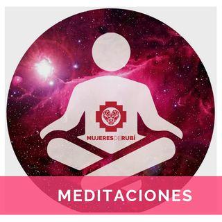 """Meditación luna de mayo """"la joven mujer"""""""