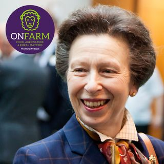 Princess Royal launches Equine Grass Sickness research drive