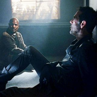 "The Walking Dead S08E05 ""The Big Scary U"""