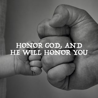 Honor God, and He Will Honour You - Pr Andy Yeoh