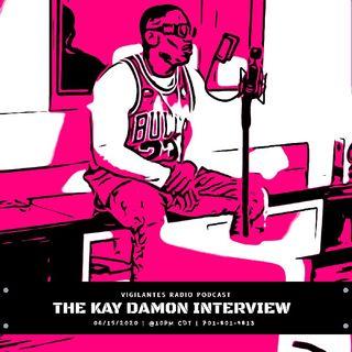 The Kay Damon Interview.