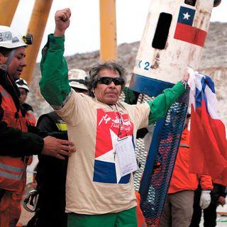 Recordamos el rescate de 33 mineros chilenos