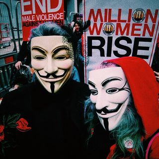 FemAnonFatal Ep 6 #MillionWomenRise March Ending Violence Against Women