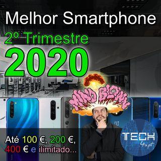 O melhor smartphone em 2020 📱 até 100€, 200€, 400€ e ilimitado 💰 (2º trimestre)