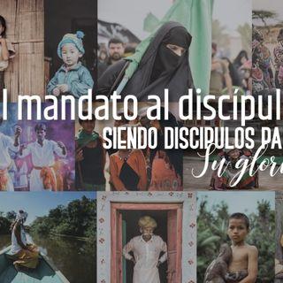 Lc 24: 44-49 El Mandato al Discípulo.  - Audio