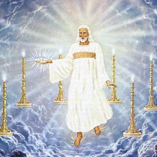 Openbaring van Jezus Christus #1