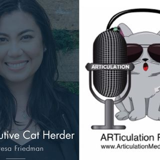 ARTiculation Radio Show — SACRIFICE, SECURITY & STRATEGY (interview with Maresa Friedman)