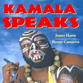 Dr. Carlos & The Ugandan Giant Kamala!
