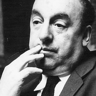 Café Bleu - Scrittori sopra le righe - Pablo Neruda