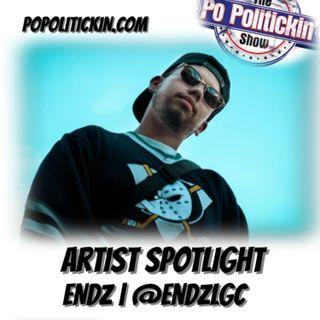 Artist Spotlight - Endz | @endzlgc