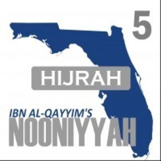 """Class #7: """"Hijrah"""" pt 5- Moosaa Richardson"""