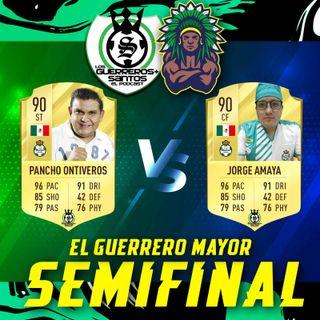 El Guerrero Mayor | Batalla #5| Semifinal | Pancho Ontiveros vs Roberto Amaya