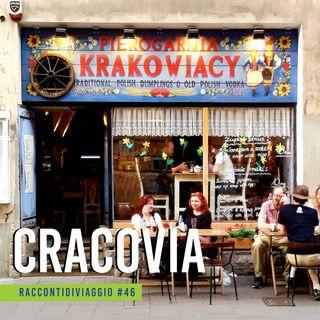 #46_st2 Cracovia e la sua inaspettata bellezza con la scrittrice Dagmara Bastianelli