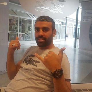Vi har träffat Hussein Fawaz som är fotbollsspelare