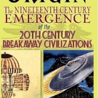 Conspirinormal Episode 106- Walter Bosley 3 (Origin of the Breakaway Civilization)