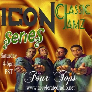 Classic Jamz *Icon Series The Four Tops* 10/3/2020