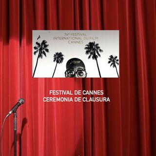 Festival de Cannes 2021 - Ceremonia de Clausura
