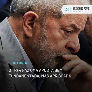 Editorial: O TRF4 faz uma aposta bem fundamentada, mas arriscada