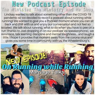 Running While Running  - Marriage Talks Series With Lindsay Wheelersburg