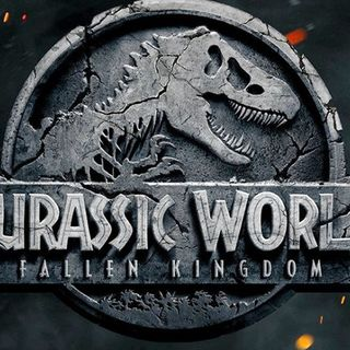 It's Mike Jones: Jurassic World Fallen Kingdom