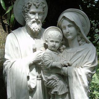 Fiesta de la Sagrada Familia (San Juan evangelista)