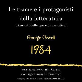 Un libro in cinque minuti - 3. George Orwell, 1984