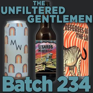 Batch234: Tripping Animals Referees Are the Law, MadeWest Art Isn't Real & Figueroa Mountain Lizard's Mouth
