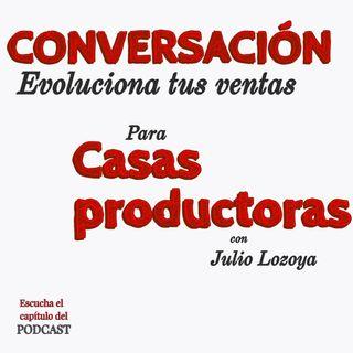 Conversacion Evoluciona tus ventas con Roberto Galindez