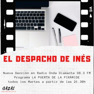 El despacho de Inés 11.02.20- Ep.9 - Tips para elegir las Redes Sociales en las que estar presente con tu negocio