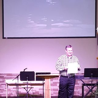 Pastor Brian Harre Talks About Abundance and Scarcity