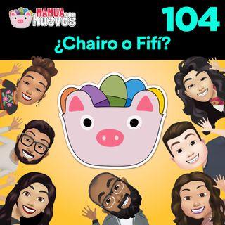Chairo o Fifi - MCH #104