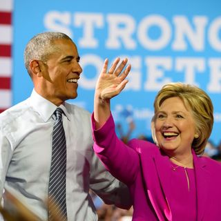Are Obama And Hillary Going Down?