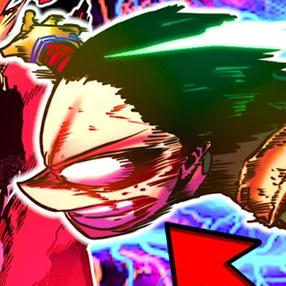 Deku's NEW Quirk is WAY STRONGER than we thought! My Hero Academia