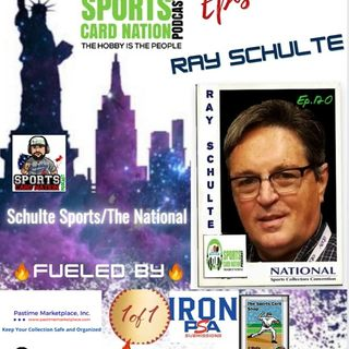 Ep.120 W/Ray Schulte-The National/Schulte Sports