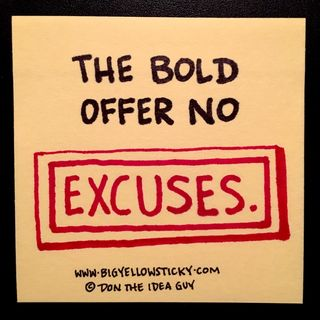 No Excuses : BYS 089