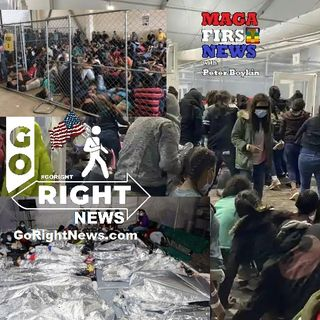 Photos of crowded migrant holding center in Texas released by Democratic congressman