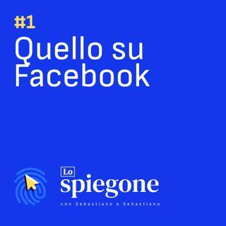 01. Quello su Facebook