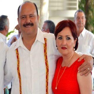 Libran orden de aprehensión contra esposa de César Duarte