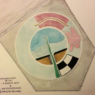 #130. My Possessions | Christa Reinig
