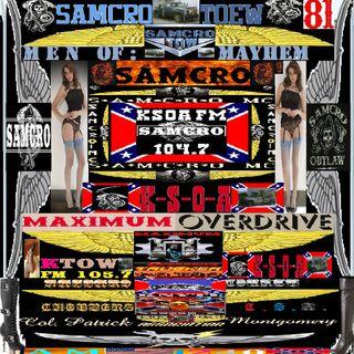 SAMCRO TOEW RADIO XLT2