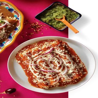 ¡Disfruta de la cocina tradicional mexicana!