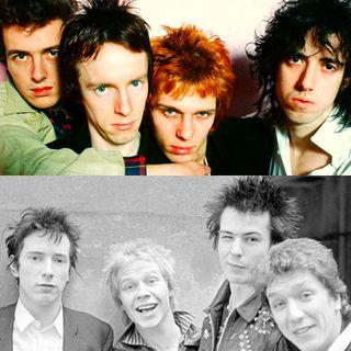 "Angelo of Rock  ""Clash - Sex Pistols"" puntata 9"